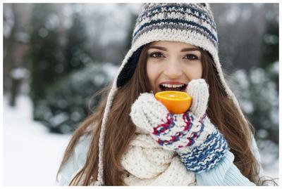 уход за кожей лица зимой советы