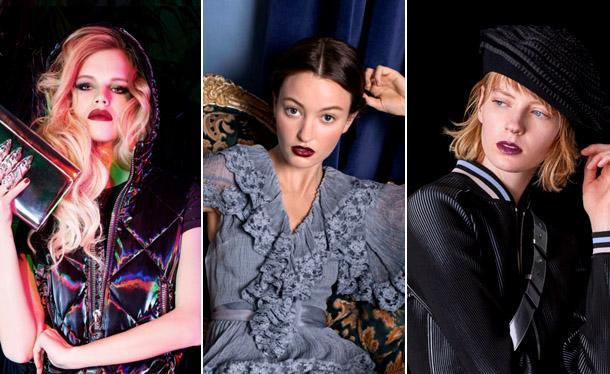 Модный макияж губ 2019 года