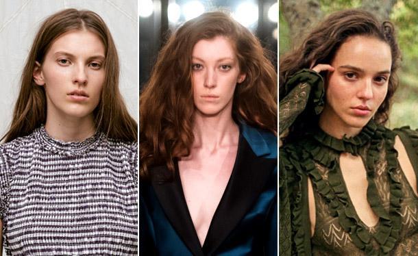Модный естественный макияж 2019 года