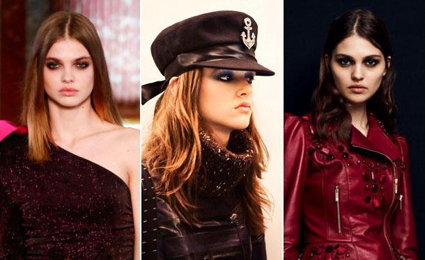 Модный макияж смоки айз в 2019 году