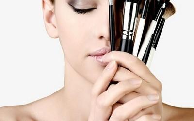 Виды кистей для макияжа