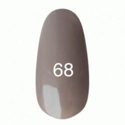 Гель лак № 68 (мокко) 8 мл.