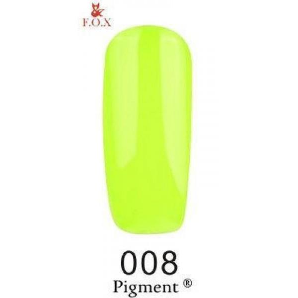 ГЕЛЬ-ЛАК F.O.X  008 (12 МЛ)