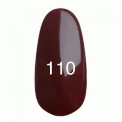 Гель лак № 110 (шоколад, эмаль) 8 мл.
