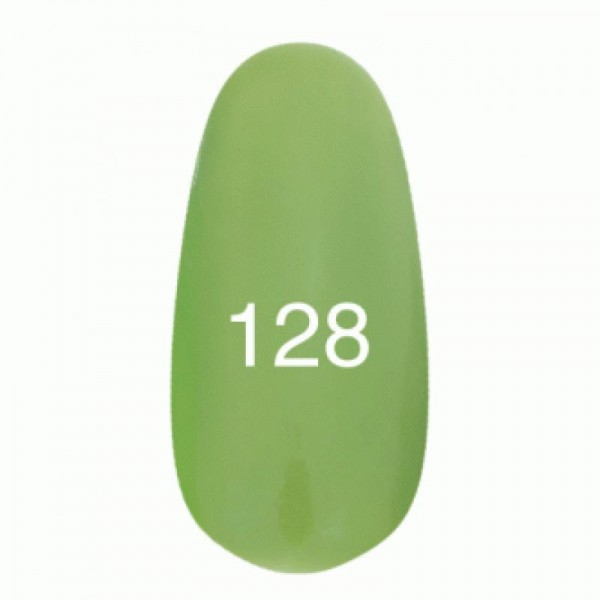 Гель лак № 128 (оливковый) 8 мл.