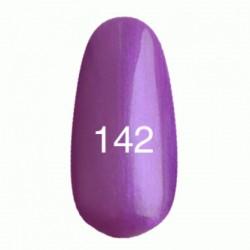 Гель лак № 142 (фиолетовый с перламутром) 7мл.