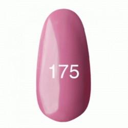 Гель лак № 175 (лиловый, эмаль) 8 мл.