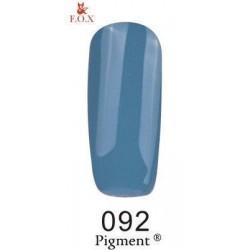 ГЕЛЬ-ЛАК F.O.X  092 (12 МЛ)