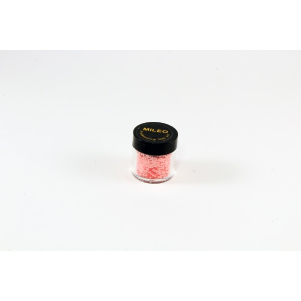 Глиттер, пайетки, для ногтей Mileo розовый 9800325