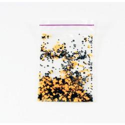 Камифубуки в пакетике  оранжево-черные 1 гр. 978532