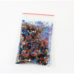 Камифубуки в пакетике микс синий-красный-жёлтый -голубой 1 гр. 8579022