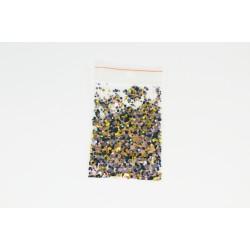 Камифубуки в пакетике микс фиолетово-сиреневый-бронзовый 1 гр. 88594032