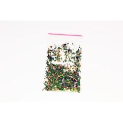 Камифубуки в пакетике микс зеленый- золотой-серебряный 1 гр. 74793204