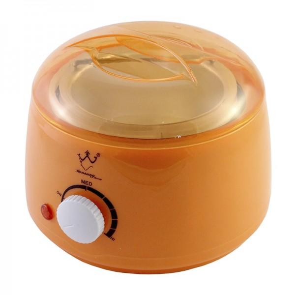 Воскоплав баночный Konsung Beauty, 400 мл (оранжевый)