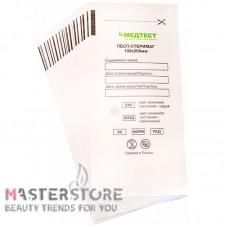 Крафт-пакеты для паровой и воздушной стерилизации Медтест 100x200 мм, белые