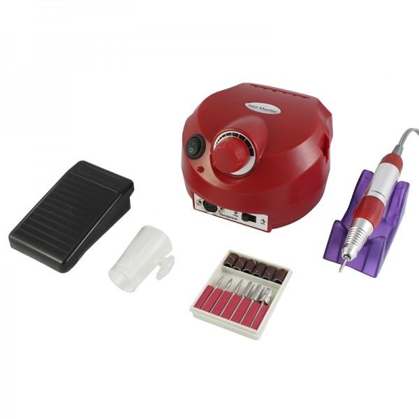 Фрезер Nail Master ZS-601 (красный)