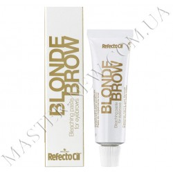Краска для бровей и ресниц RefectoCil №0 Blonde Brow (Белый)