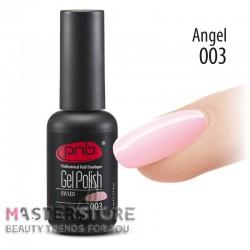 Гель-лак PNB 003 Angel, 8 мл
