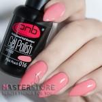 Гель-лак PNB 016 Pink Peach, 8 мл.