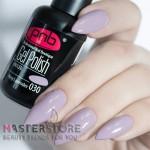 Гель-лак PNB 030 Rosy Lavender, 8 мл.