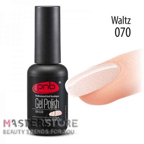 Гель-лак PNB 070 Waltz, 8 мл