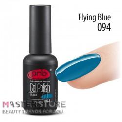 Гель-лак PNB 094 Flying Blue, 8 мл