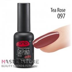 Гель-лак PNB 097 Tea Rose, 8 мл