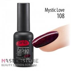 Гель-лак PNB 108 Mystic Love, 8 мл
