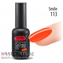 Гель-лак PNB 113 Smile, 8 мл