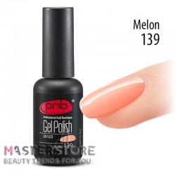 Гель-лак PNB 139 Melon, 8 мл