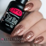 Гель-лак PNB 182 Star Way Copper, 8 мл
