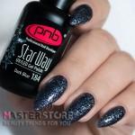 Гель-лак PNB 184 Star Way Dark Blue, 8 мл