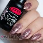 Гель-лак PNB 186 Star Way Pink, 8 мл