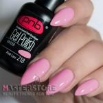 Гель-лак PNB 218 Pink Lace, 8 мл