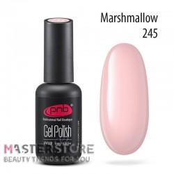 Гель-лак PNB 245 Marshmallow, 8 мл
