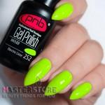 Гель-лак PNB 252 Electric Lime, 8 мл