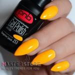 Гель-лак PNB 253 Tangerine Splash, 8 мл