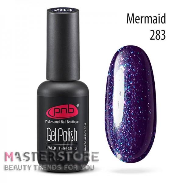 Гель-лак PNB 283 Mermaid, 8 мл