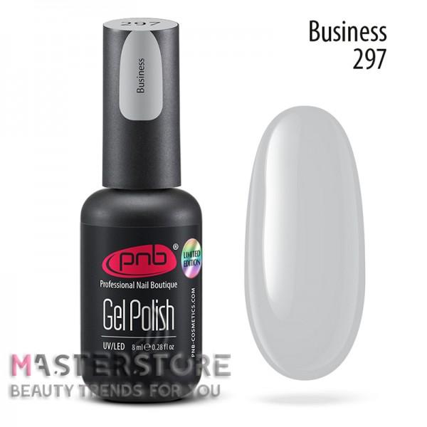 Гель-лак PNB 297 Business, 8 мл