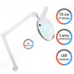 Лампа-лупа LED настольная 6014 (3 ДИОПТРИИ) без регулировки света