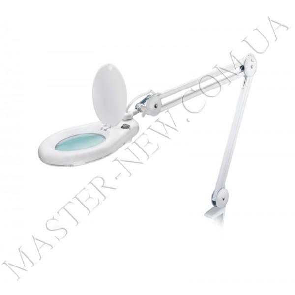 Лампа-лупа настольная люминесцентная 8066 (5 ДИОПТРИЙ)