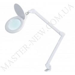 Лампа-лупа LED настольная 8070 (3 ДИОПТРИИ) с регулировкой света