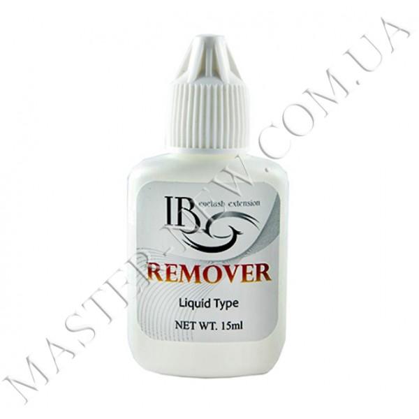 Жидкость для снятия ресниц Liquid Remover I-Beauty 15 мл