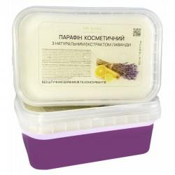 Эко парафин с натуральными эфирными маслами Mr.Helix Лаванда, 500 мл