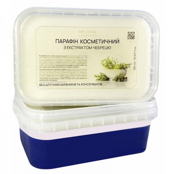 Эко парафин с натуральными эфирными маслами Mr.Helix Тимьян (Чабрец), 500 мл