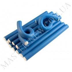 Sibel 4222099 - гибкие бигуди синие 18см х 15мм