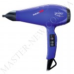 Фен для волос Babyliss PRO Luminoso Viola BAB6350IPE Ionic (2100 W)