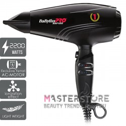 Фен для волос Babyliss PRO Rapido BAB7000IE Ionic (2200 W)