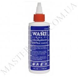 Масло WAHL clipper oil для парикмахерской машинки 118 ml. 9877005