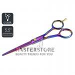 Ножницы парикмахерские прямые Master-Pro градиент (5,5 дюйма)